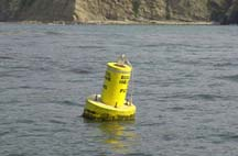 Buoy A at the Cove